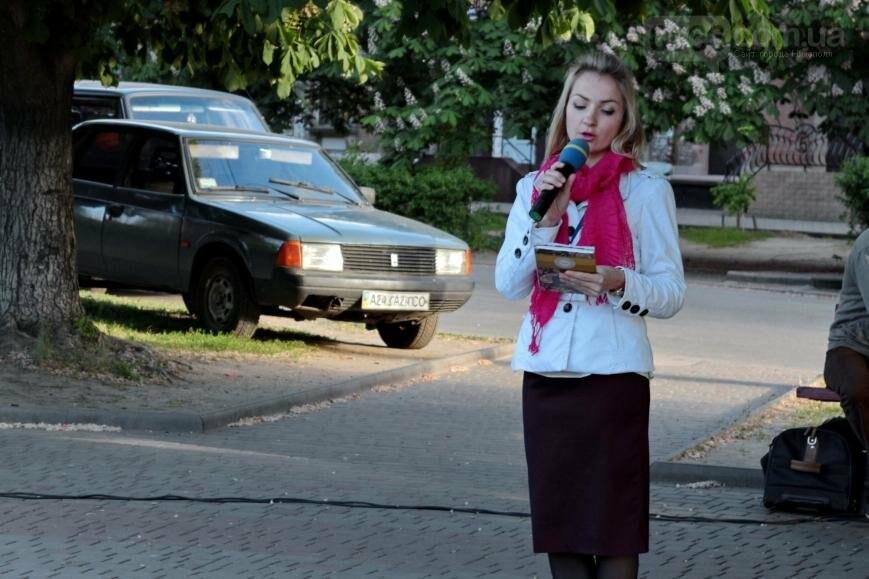 Всемирный день памяти людей, умерших от СПИДа, в Никополе, фото-2