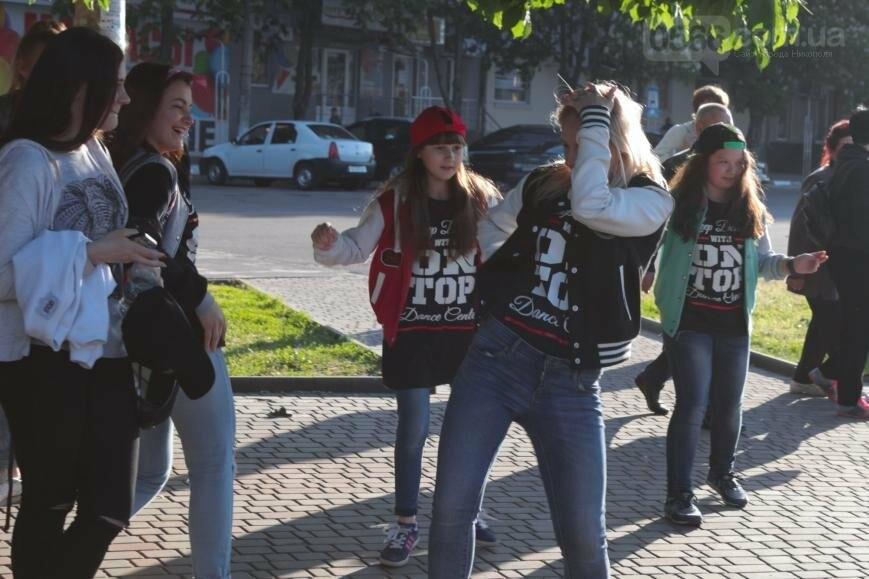 Всемирный день памяти людей, умерших от СПИДа, в Никополе, фото-3