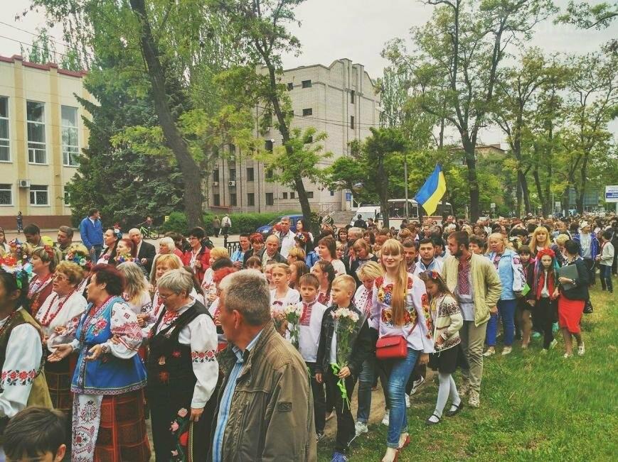 Праздник вышиванки: День национального костюма в Никополе, фото-7