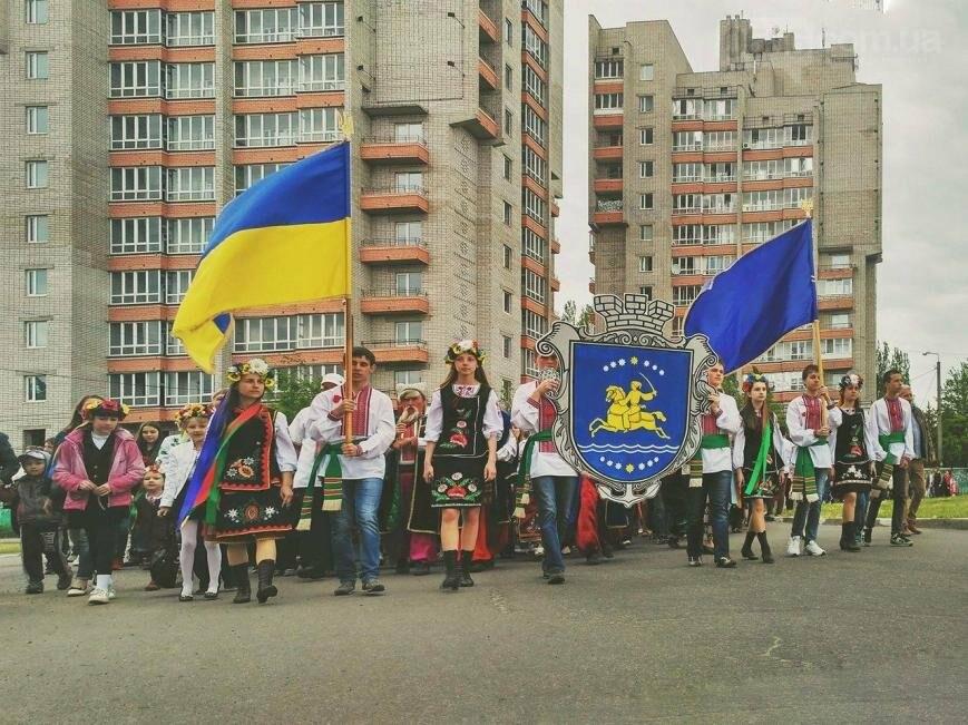 Праздник вышиванки: День национального костюма в Никополе, фото-6