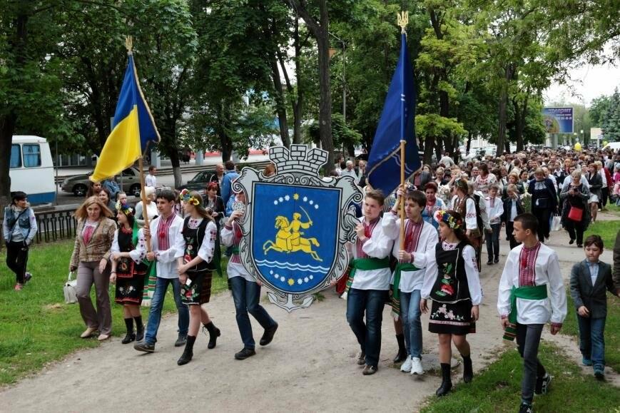 Праздник вышиванки: День национального костюма в Никополе, фото-2