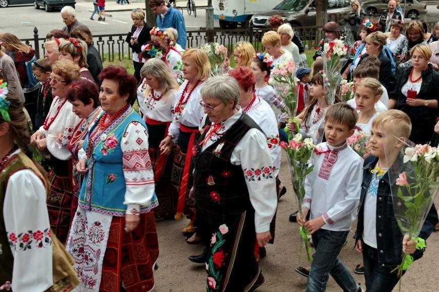 Праздник вышиванки: День национального костюма в Никополе, фото-3