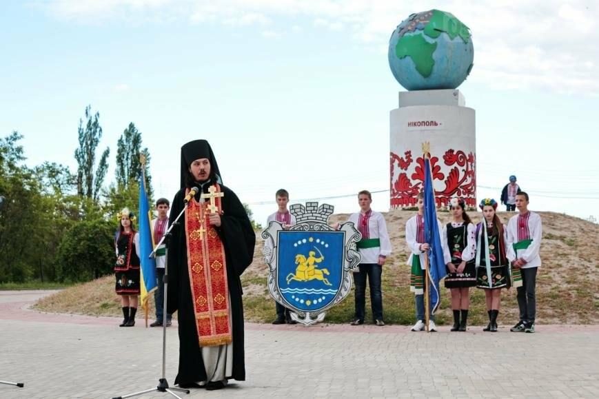 Праздник вышиванки: День национального костюма в Никополе, фото-11