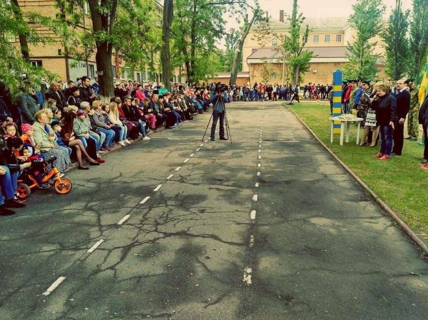 Кинологическое и конное шоу ко дню пограничника в Никополе, фото-1