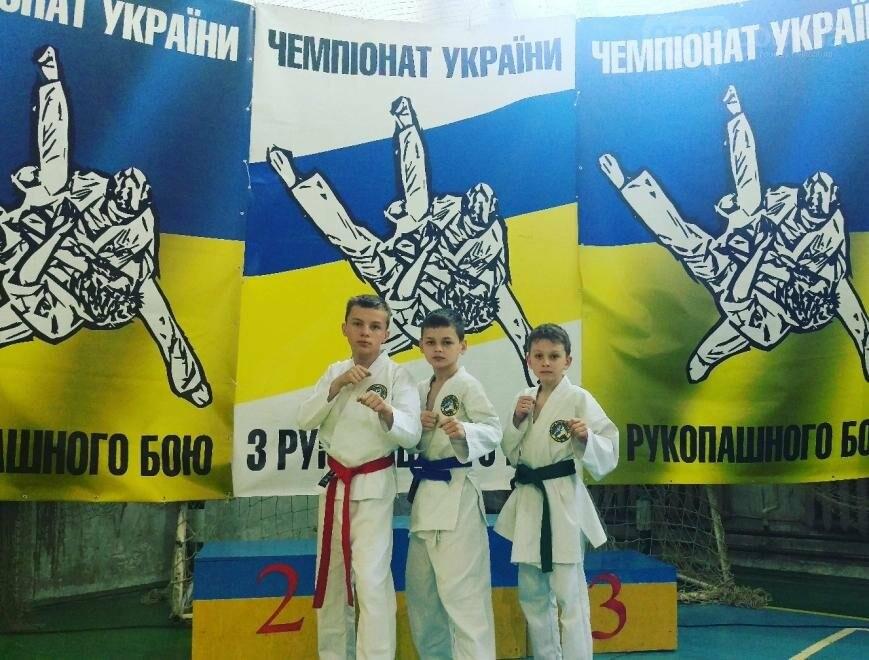 Никополь принял участие в чемпионате Украины по рукопашному бою, фото-3