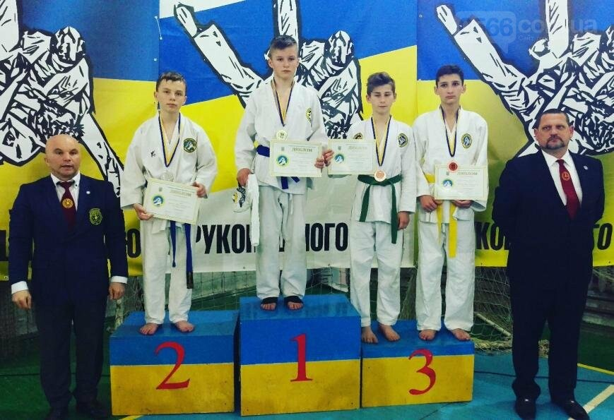Никополь принял участие в чемпионате Украины по рукопашному бою, фото-4