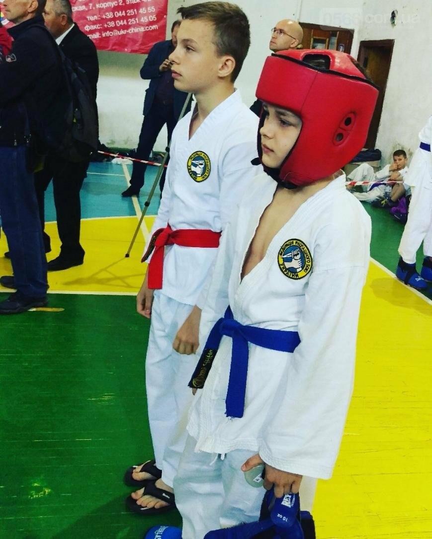 Никополь принял участие в чемпионате Украины по рукопашному бою, фото-5