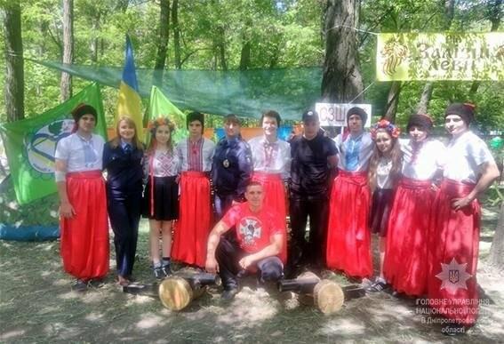 Военно-патриотическая игра «Джура» в Никополе, фото-2