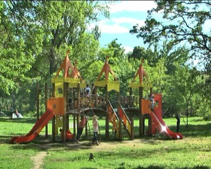 В Никополе в парке  Пушкина прошел «Семейный уикенд», фото-2