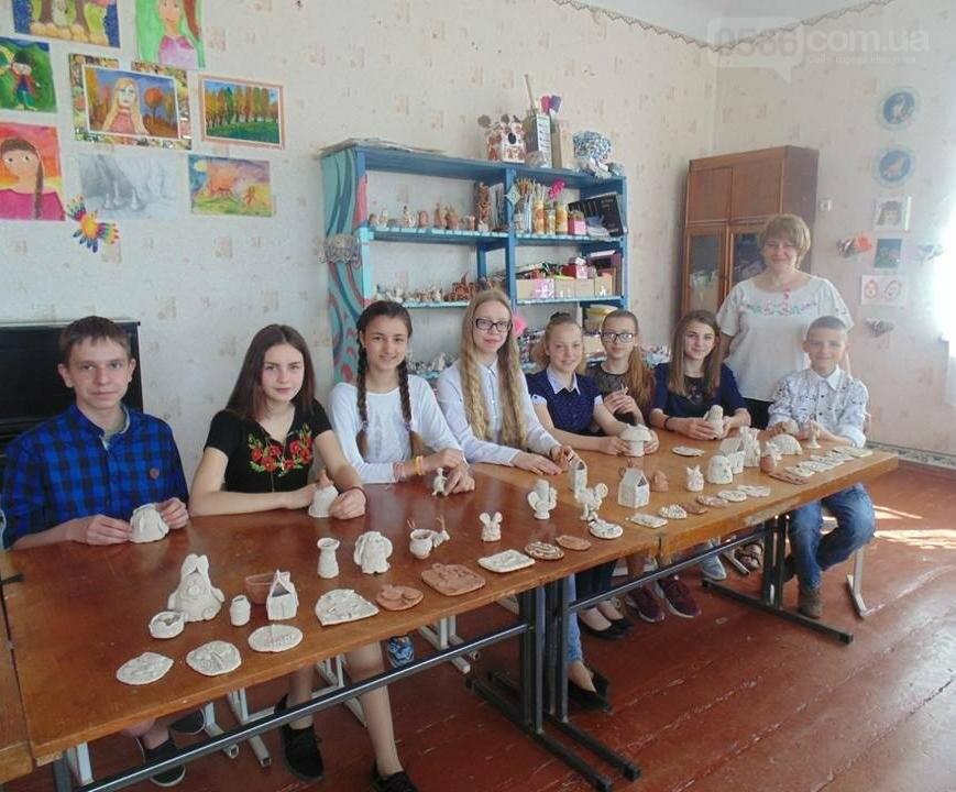 Нікопольські умільці: Заняття у гуртку гончарства, фото-2
