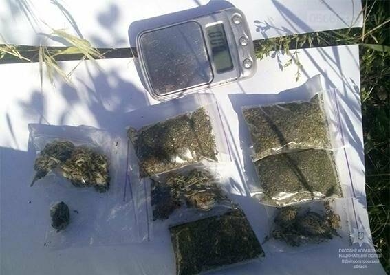 В Нікополі затримано молодика, який продавав наркотики на території школи , фото-1