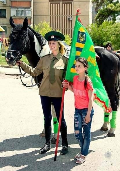 Нікопольські правоохоронці забезпечили правопорядок під час святкування Дня прикордонника , фото-1