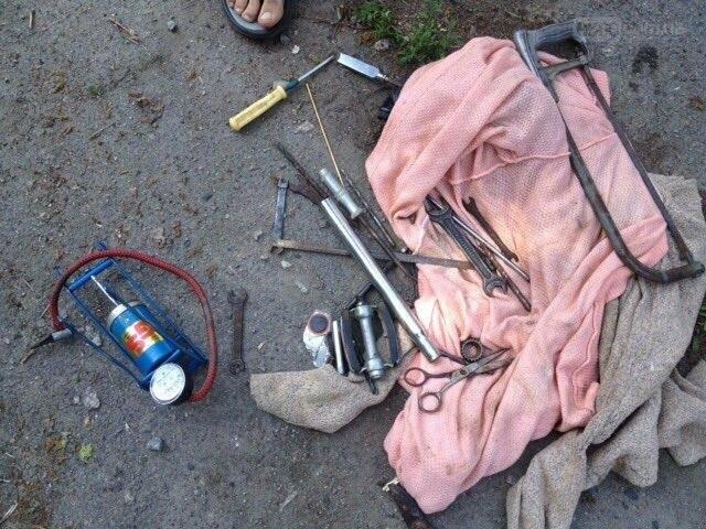 У Нікополі двадцятирічна патрульна затримала крадія з награбованим, фото-4