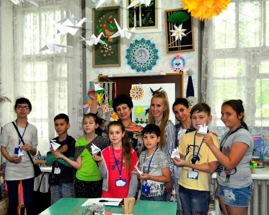 Один день із життя Нікопольського міжшкільного центру трудового навчання та технічної творчості, фото-2