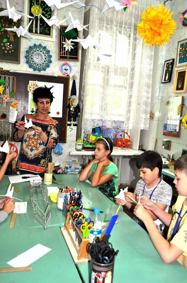 Один день із життя Нікопольського міжшкільного центру трудового навчання та технічної творчості, фото-1