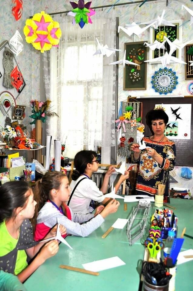 Один день із життя Нікопольського міжшкільного центру трудового навчання та технічної творчості, фото-3