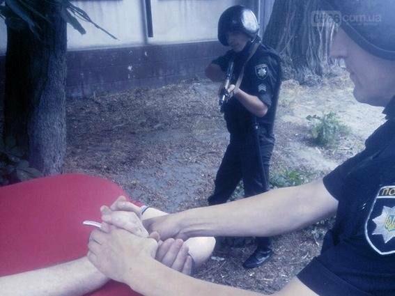 У Марганці поліція охорони затримала автомобільного крадія, фото-1