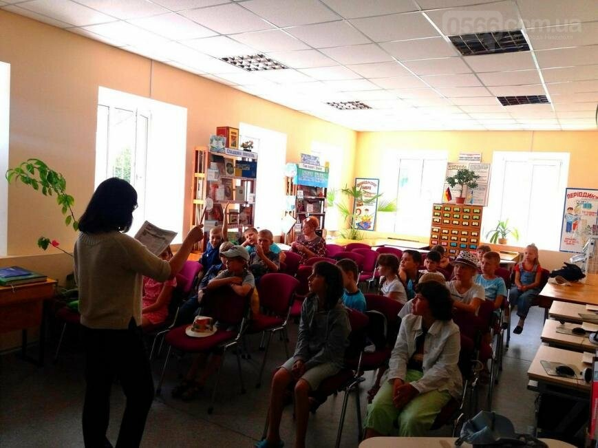 Як розважаються нікопольські дітлахи в літній школі  « Ми - творці майбутнього»  , фото-3