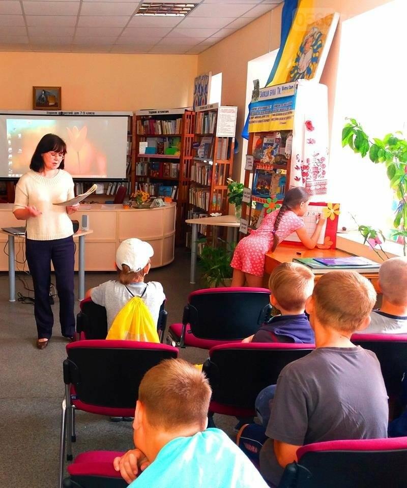 Як розважаються нікопольські дітлахи в літній школі  « Ми - творці майбутнього»  , фото-2