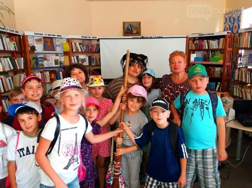 Як розважаються нікопольські дітлахи в літній школі  « Ми - творці майбутнього»  , фото-1