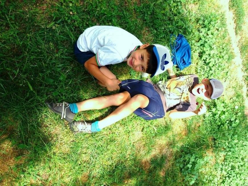 Як розважаються нікопольські дітлахи в літній школі  « Ми - творці майбутнього»  , фото-7