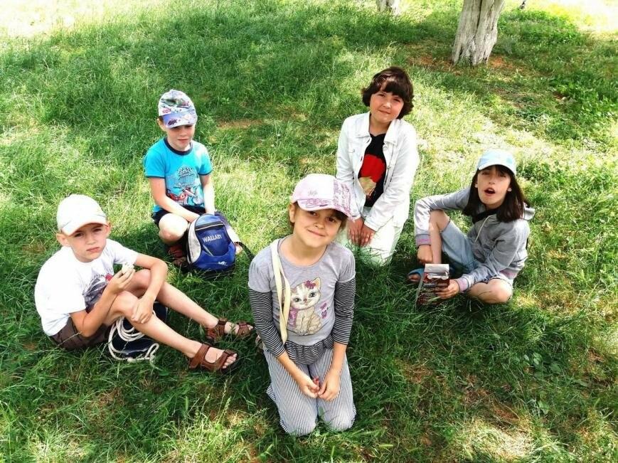 Як розважаються нікопольські дітлахи в літній школі  « Ми - творці майбутнього»  , фото-8