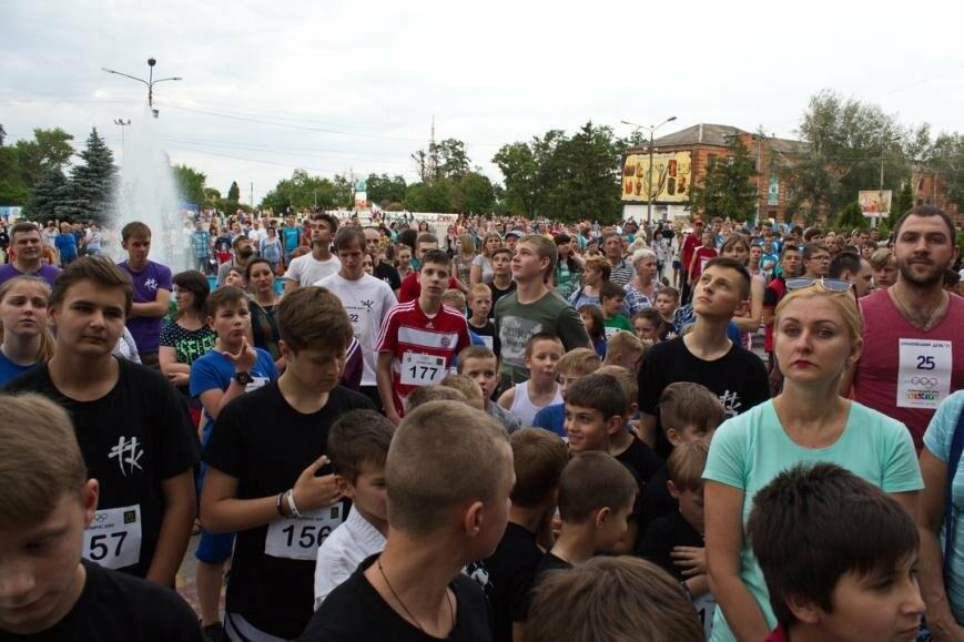 Всеукраїнський Олімпійський день в Нікополі, фото-3