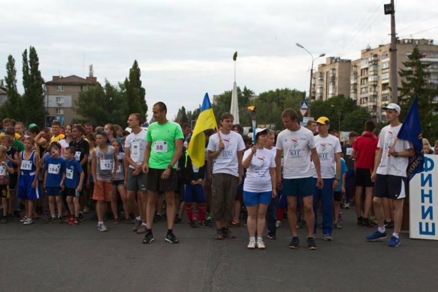 Всеукраїнський Олімпійський день в Нікополі, фото-7