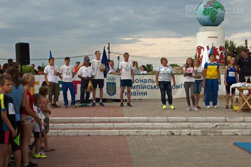 Всеукраїнський Олімпійський день в Нікополі, фото-9