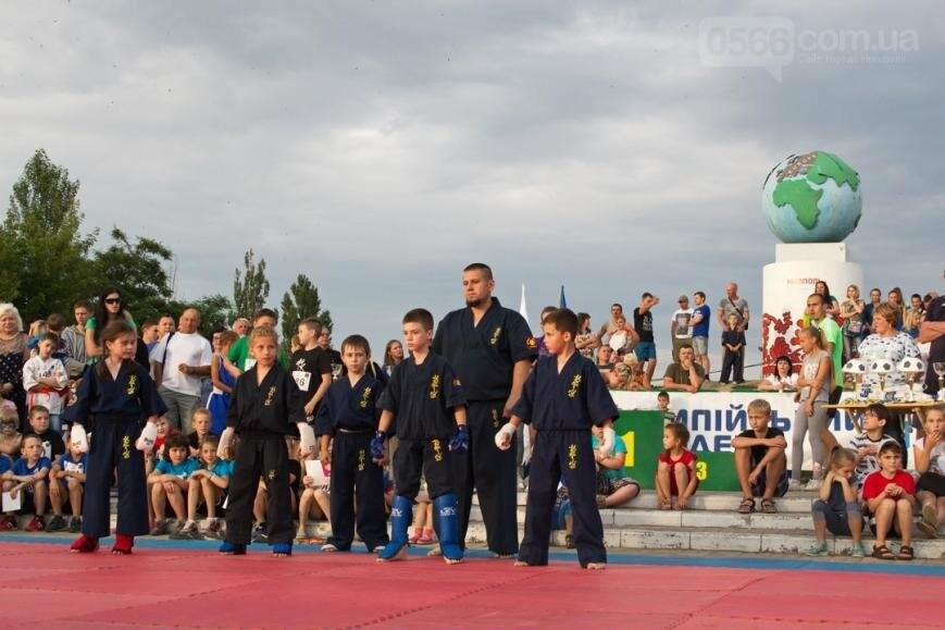 Всеукраїнський Олімпійський день в Нікополі, фото-13