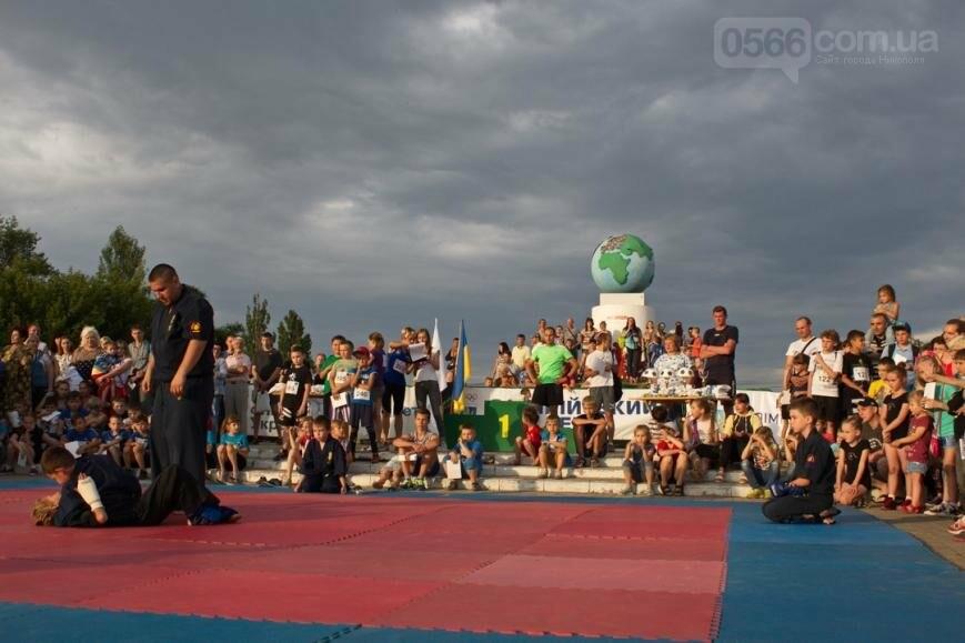 Всеукраїнський Олімпійський день в Нікополі, фото-8