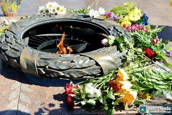 В Нікополі  згадали загиблих у Великій Вітчизняній війні, фото-1