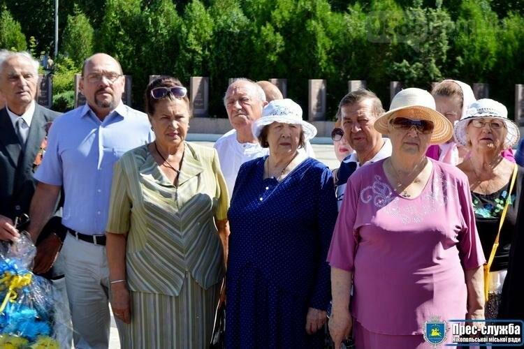 В Нікополі  згадали загиблих у Великій Вітчизняній війні, фото-2