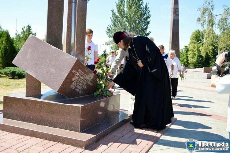 В Нікополі  згадали загиблих у Великій Вітчизняній війні, фото-3