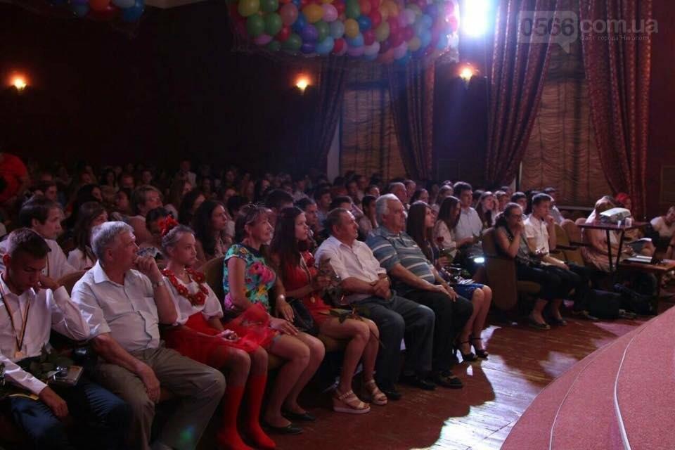 В Нікополі відбулося свято «Золота надія», фото-2