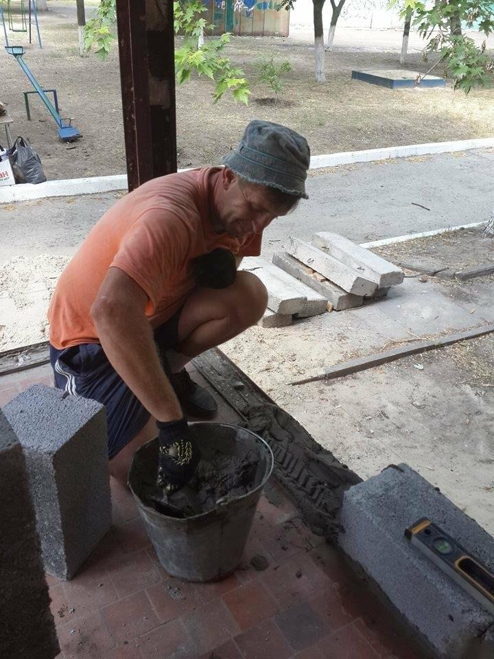 В Нікополі активно ведеться будівництво українського храму на честь учасників бойових дій Нікопольщини, фото-3