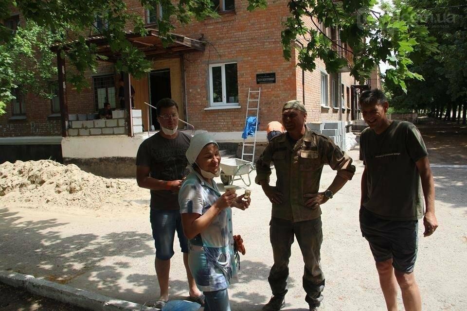 В Нікополі активно ведеться будівництво українського храму на честь учасників бойових дій Нікопольщини, фото-9