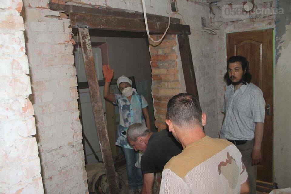 В Нікополі активно ведеться будівництво українського храму на честь учасників бойових дій Нікопольщини, фото-5