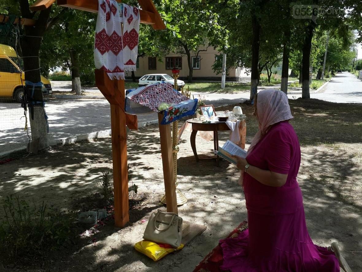 В Нікополі активно ведеться будівництво українського храму на честь учасників бойових дій Нікопольщини, фото-11