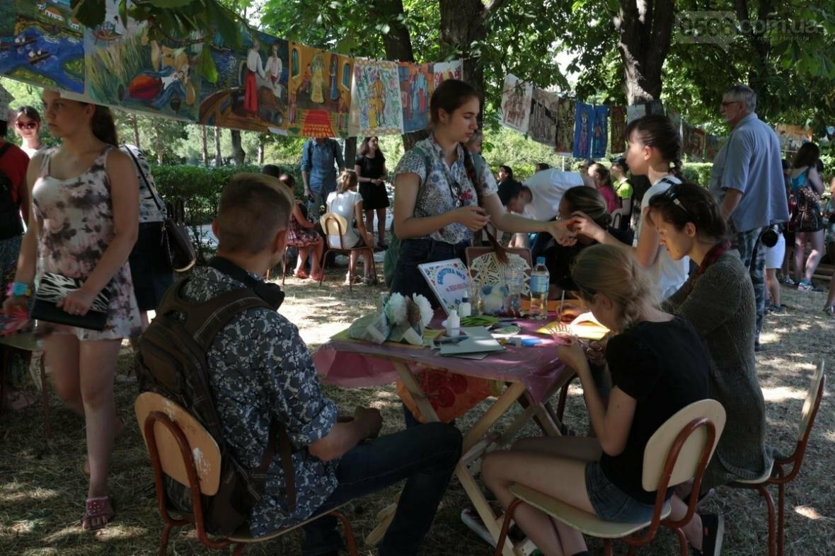 Нікополь почав святкувати День молоді, фото-8