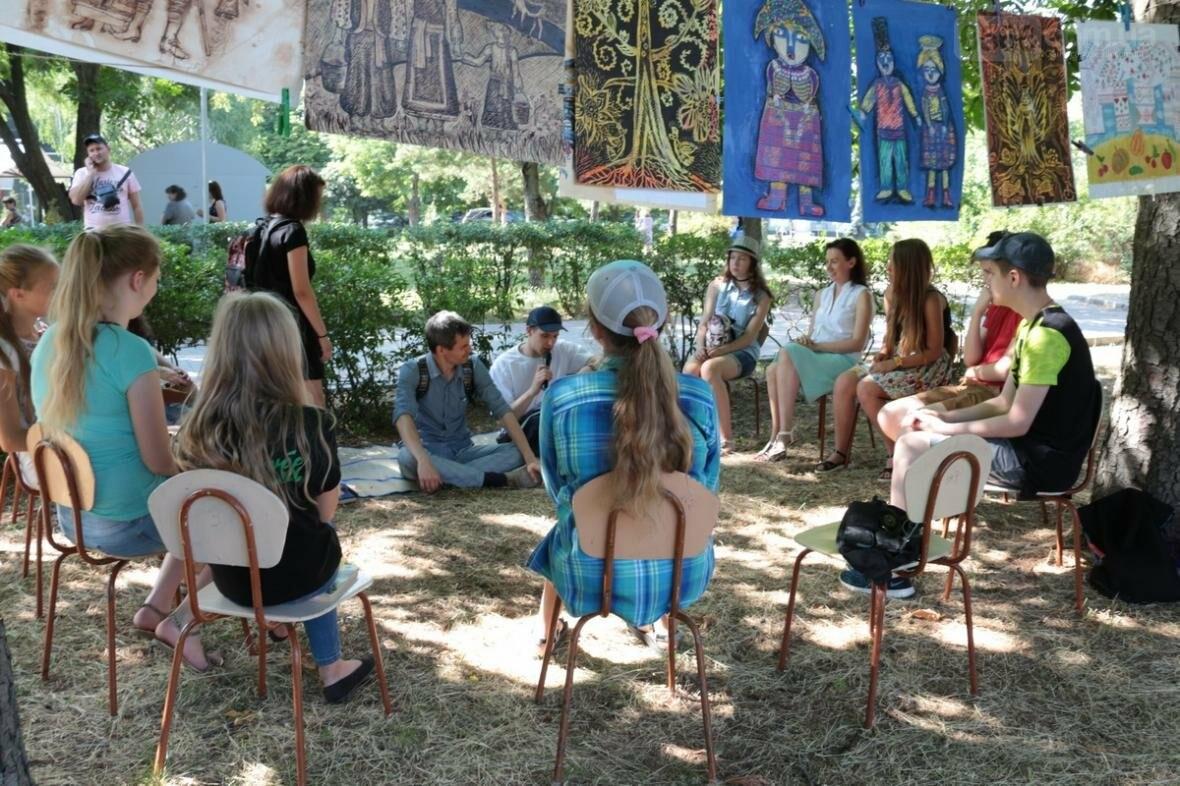 Нікополь почав святкувати День молоді, фото-10