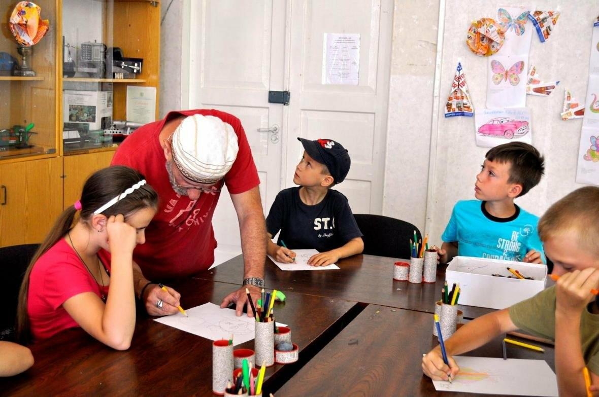 Як готуються  до дня конституції у літній школі «Ми – творці майбутнього», фото-2