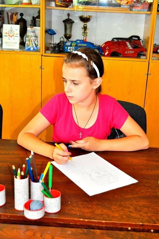 Як готуються  до дня конституції у літній школі «Ми – творці майбутнього», фото-3