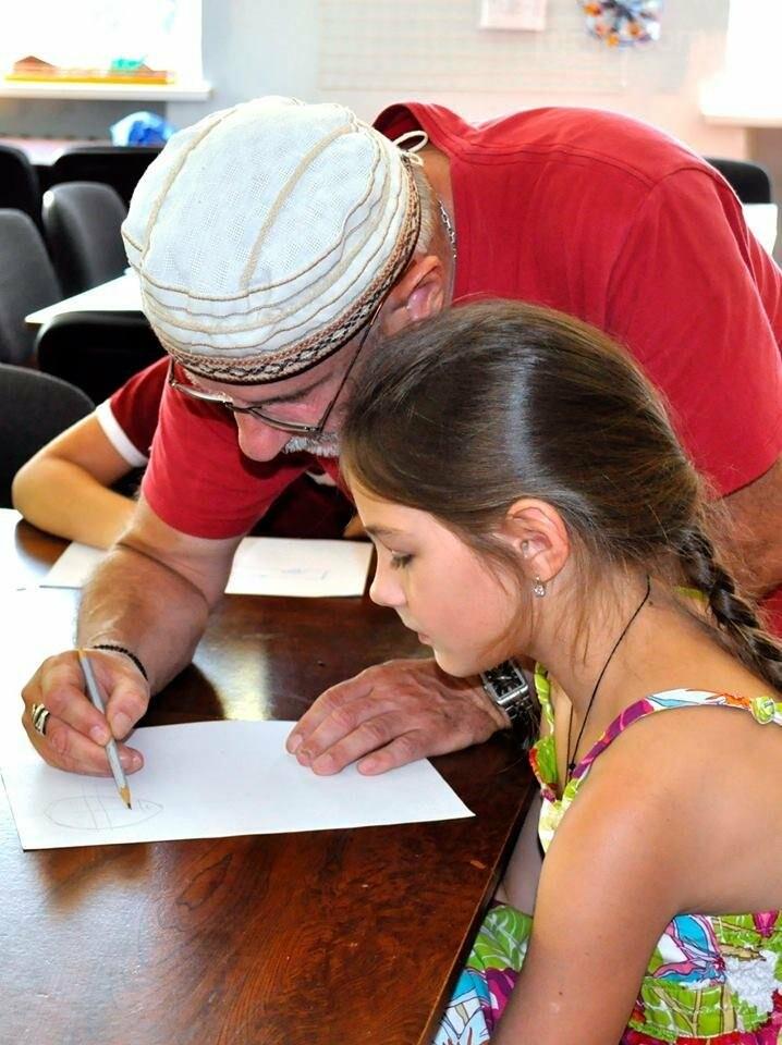 Як готуються  до дня конституції у літній школі «Ми – творці майбутнього», фото-4