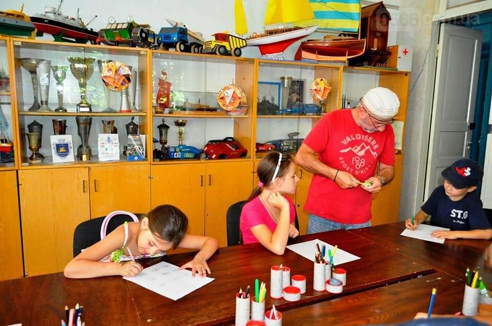 Як готуються  до дня конституції у літній школі «Ми – творці майбутнього», фото-1