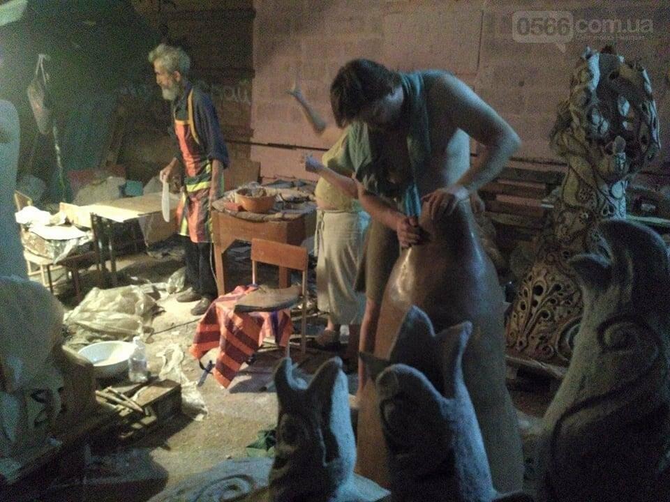 Заключний день  симпозіуму «Скіф і я, Скіфія» в Нікополі , фото-11
