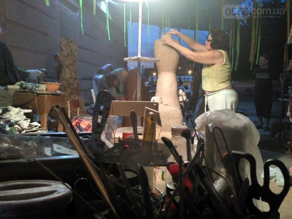 Заключний день  симпозіуму «Скіф і я, Скіфія» в Нікополі , фото-10