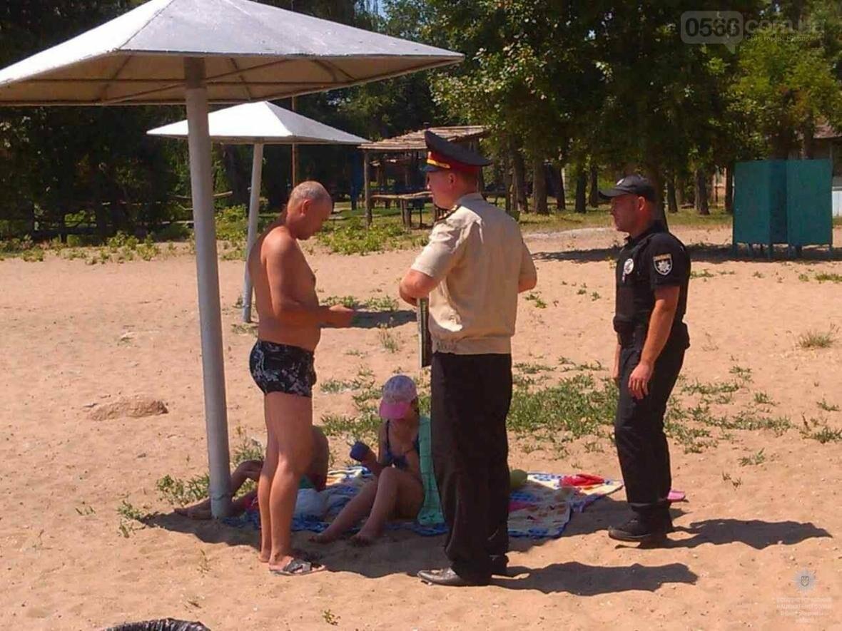В Нікополі поліцейські та служба надзвичайних ситуацій провели спільній рейд, фото-4