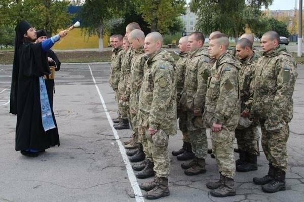 Cвяткування 52-ї річниці з Дня створення військової частини А0593, фото-1