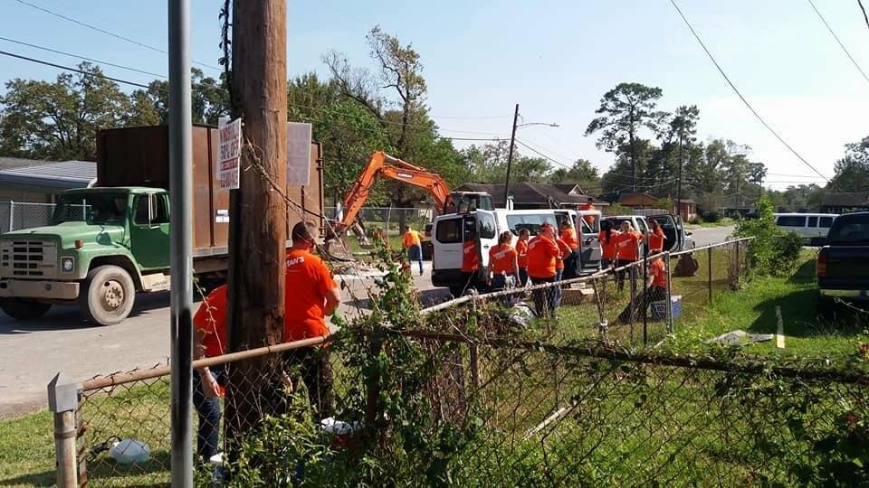 Никопольчане помогут в восстановлении Хьюстона после урагана Харви , фото-1